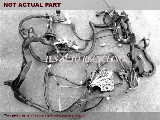 [DIAGRAM_38ZD]  2004 Toyota Camry Engine Wire Harness - 82121-06731 - Used - A Grade. | 2004 Toyota Alternator Wiring Harness |  | TLS Auto Recycling