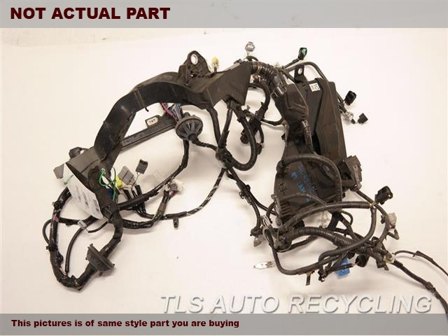 2012 Toyota Camry Engine Wire Harness - 82111-0600 - Used - A Grade.TLS Auto Recycling